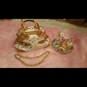 Louis Vuitton Authentic Claudia!!♥️💚💙